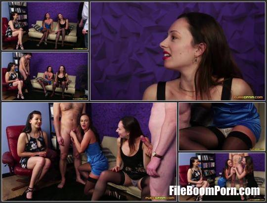 PureCFNM: Abigail Angel Tindra Frost And Vinna Reed Mail Order Husbands [113 MB/HD/720p]