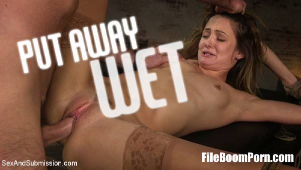 Zoe Sparx - Put Away Wet: Zoe Sparx Squirts Under Charles Dera's Punishing Cock (HD/720p/2.51 GB) Kink