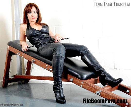 FemmeFataleFilms: Ella Kross - Be My Boot Slave [HD/720p/334 MB]