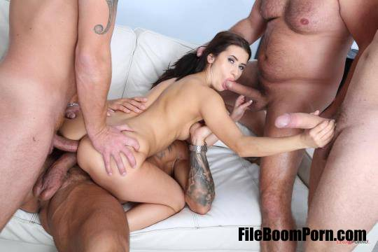 Nicole Black - Monster toys, gets biggest toys with Balls Deep Anal, DAP, Gapes, Creampie and Farts GIO1321 [HD/720p/1.96 GB] LegalPorno