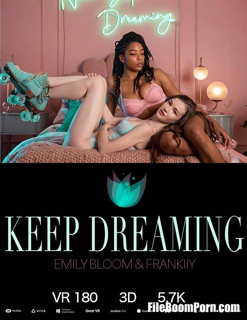TheEmilyBloom: Emily Bloom, Frankiiy - Keep Dreaming [UltraHD 2K/2048p/1.38 GB]