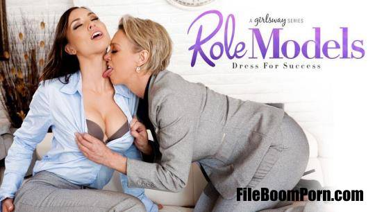 GirlsWay: Aidra Fox, Dee Williams - Role Models Dress For Success [SD/544p/401 MB]