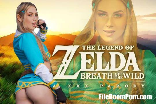 VRCosplayX: Alecia Fox - Zelda: Breath of the Wild A XXX Parody [UltraHD 4K/2700p/11.3 GB]