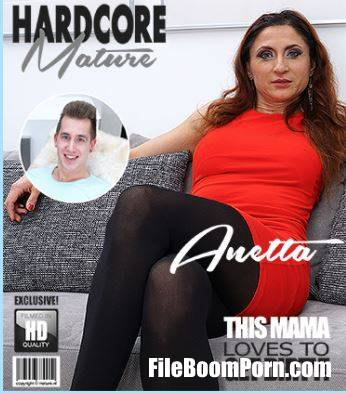 Mature.nl: Anetta (44) - Anetta, loves his toyboy! [FullHD/1080p/1.31 GB]