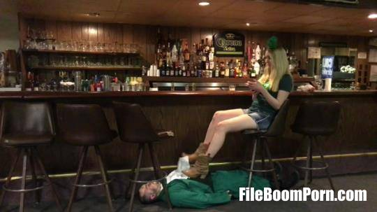 Clips4sale: Mr Trample Fantasy - St. Patrick's Day at Bar BallBusters 2018 - St Patricks Day [SD/480p/383 MB]