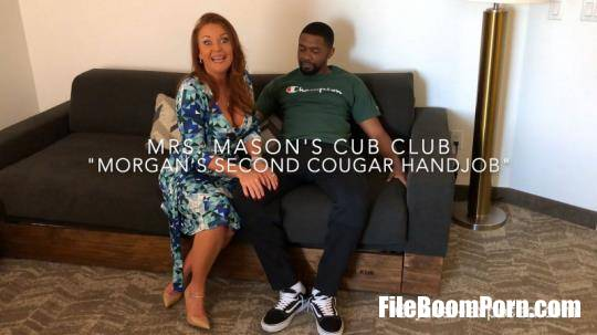 "OnlyFans, Janet-Exposed: Janet Mason - Mrs. Mason's ""Cub Club"": Morgan's second Cougar Handjob [FullHD/1080p/609 MB]"