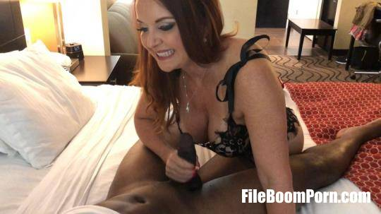OnlyFans, Janet-Exposed: Janet Mason - Handjob & Tit-Fuck for Rich's Big Black Cock - Hubby's POV Footage [HD/720p/720 MB]