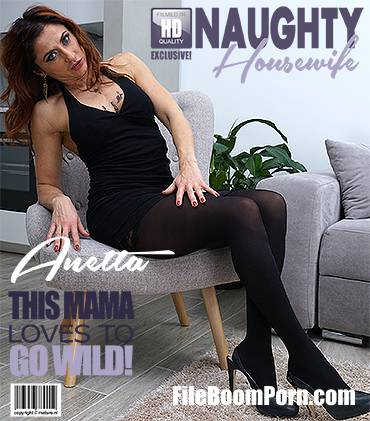 Mature.nl: Anetta (44) - This mama loves to go wild! [HD/720p/324 MB]