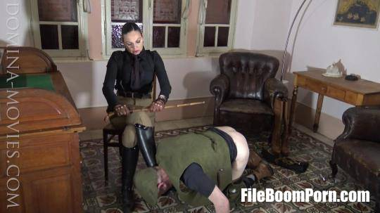 MadameCatarina: Cruelest Beauty - Safari Caning - Stable Boy Boot Service: Chapter One [FullHD/1080p/1.73 GB]