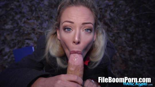 PublicAgent, FakeHub: Isabella Deltore - Blonde Ozzie fucks to save the bush [SD/480p/371 MB]