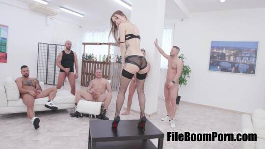 LegalPorno: Stasia Si, Neeo, Mr. Anderson, Thomas Lee, Angelo Godshack, Nikolas - 5on1 DAP TP Gandgang with Stasia Si, Balls Deep Anal, Gapes, Airplane, DAP, TP and Facial GIO1397 [SD/480p/1011 MB]