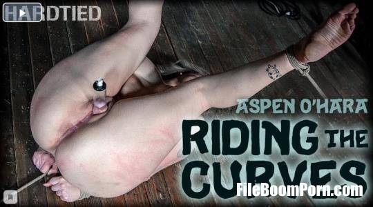 HardTied: Aspen O'Hara - Riding The Curves [HD/720p/1.93 GB]