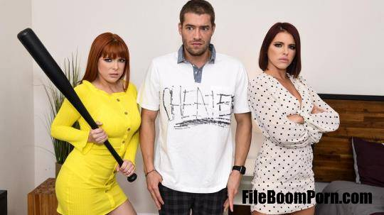 HotAndMean, Brazzers: Adriana Chechik, Penny Pax - The Malcontent Mistress Part 1 [HD/720p/771 MB]