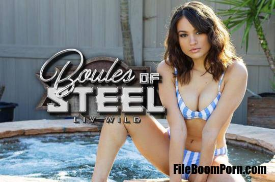BaDoinkVR: Liv Wild - Boules of Steel [UltraHD 4K/2700p/8.83 GB]