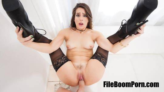 FirstClassPOV, Spizoo: Abbie Maley - Brunette Abbie Maley Gets Her Pussy Punished in Hot POV [HD/720p/1.22 GB]