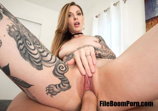 Spizoo: Penny Archer - Hot Hookup With Tattooed Blonde Penny Archer [SD/480p/779 MB]