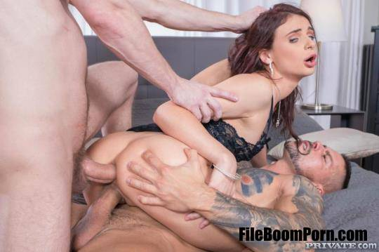 AnalIntroductions, Private: Kate Rich - Enjoys DP Threesome For Her Cuckold Husband [FullHD/1080p/2.12 GB]