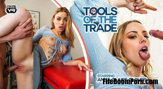 WankzVR: Anna Claire Clouds - Tools of the Trade [UltraHD 4K/2300p/9.70 GB]