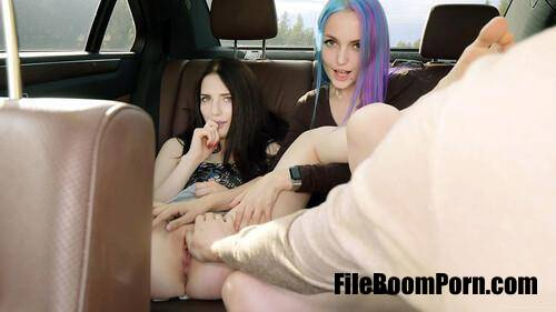 Reislin, Sia Siberia - The Backseat [FullHD/1080p/1.92 GB] TeamSkeetXReislin, TeamSkeet