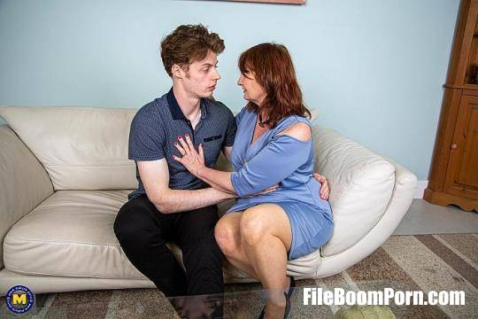 Lady Ava (EU) (57) - Lady Ava seduces her virging stepson to be his first! [FullHD/1080p/2.49 GB] Mature.nl