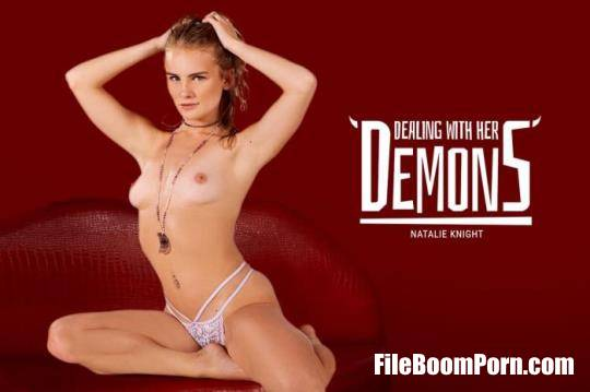 BaDoinkVR: Natalie Knight - Dealing with Her Demons [UltraHD 2K/2048p/4.79 GB]