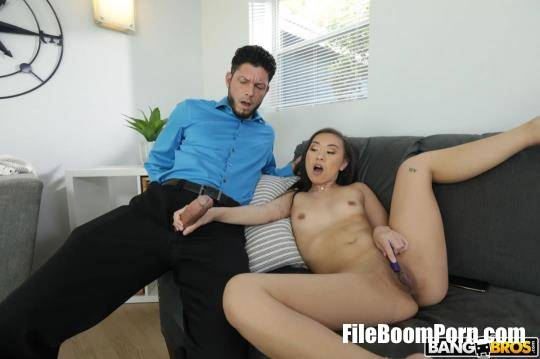 Kimmy Kimm - Fucking The Sitter [HD/720p/1.47 GB] BangBros18, BangBros