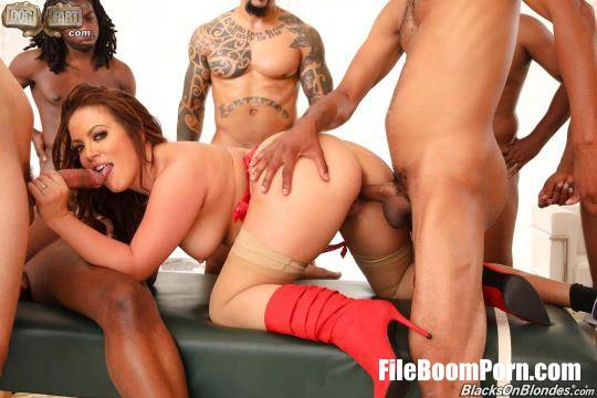 Carmen Valentina - Blacks On Blondes [FullHD/1080p/3.52 GB] BlacksOnBlondes, DogFartNetwork