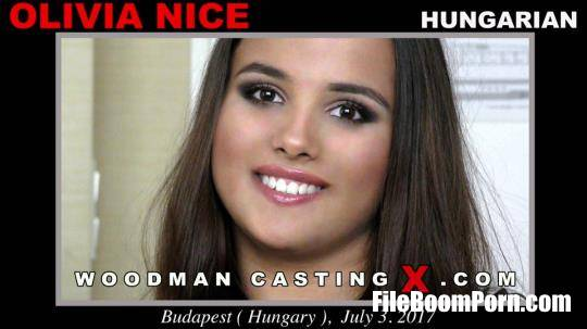 WoodmanCastingX, PierreWoodman: Olivia Nice - Casting X 176 *UPDATED* [HD/720p/1.29 GB]