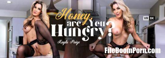 VRBangers: Kayla Paige - Honey, Are You Hungry? [UltraHD 4K/3840p/13.1 GB]