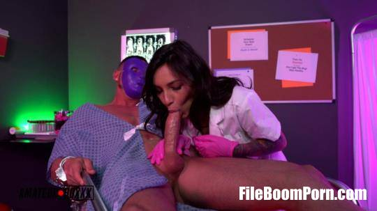 AmateurBoxxx: Kitty Carrera - Kitty Carrera Goes Wild With New Patient [FullHD/1080p/733 MB]