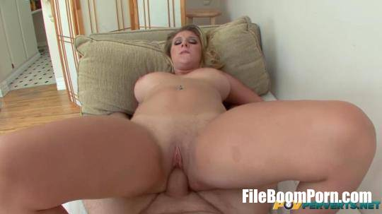 POVPerverts: Brooke Wylde - Big Natural Boobs On A Cum Mission [SD/480p/735 MB]